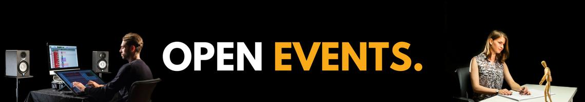 pulse college open events image website