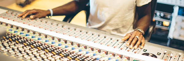Pulse College intro to audio and music technology