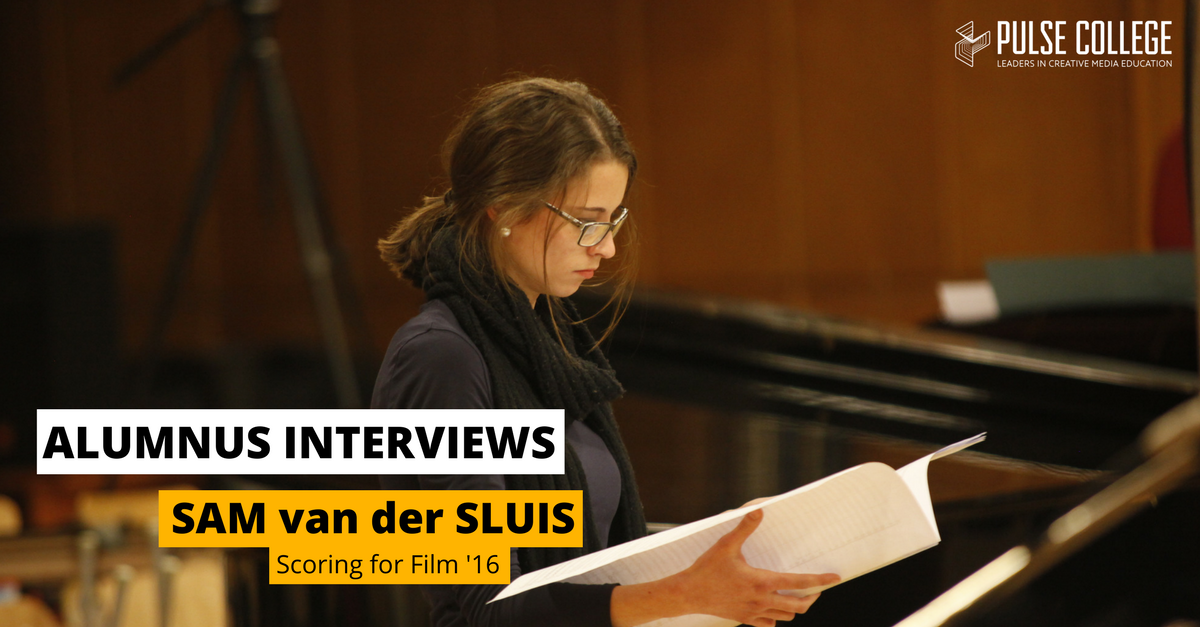 film scoring blog pulse college dublin sam van der sluis alumnus 2