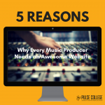 music production, classes, courses pulse college