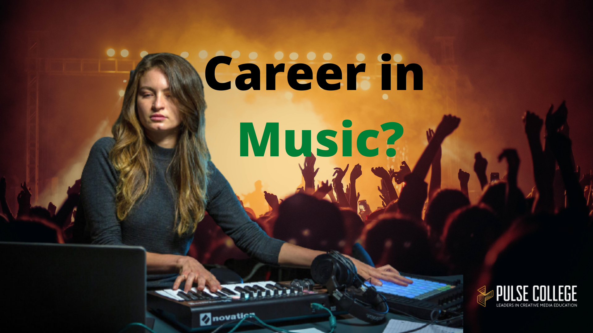 Career in Music