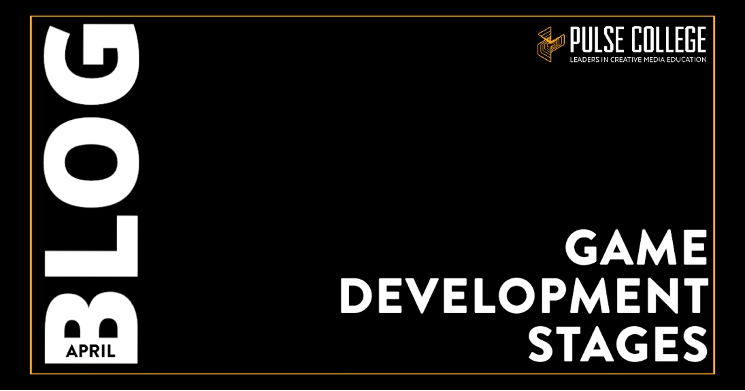 Stages of Game Development