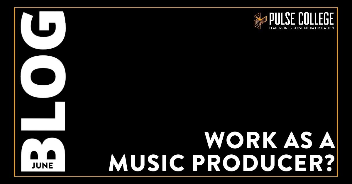 Blog June Music Production
