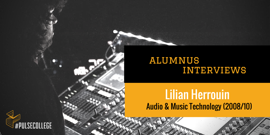 Alumnus Interviw Lilian Herrouin music technology
