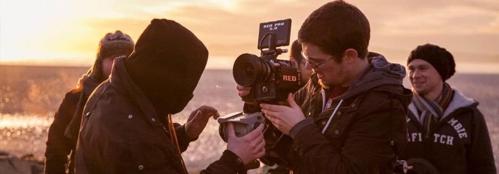 Get started in the film industry: Film Crew