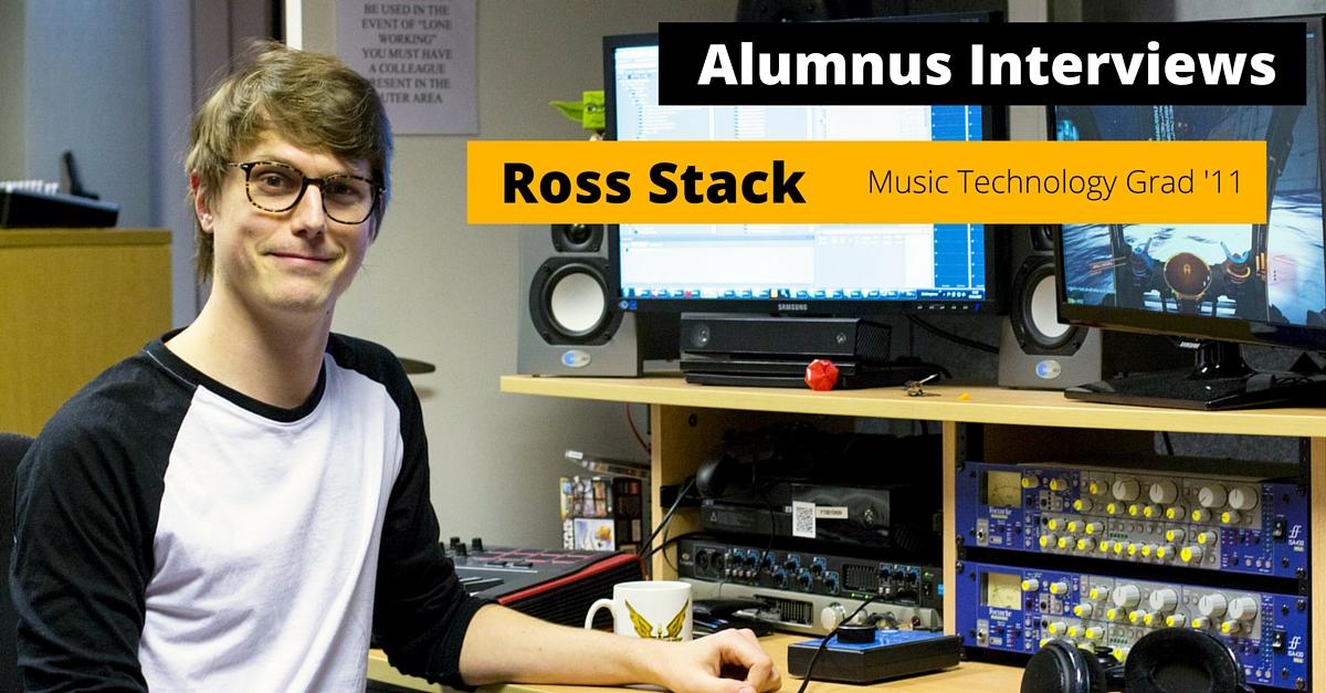 alumnus profile ross stack audio pulse college