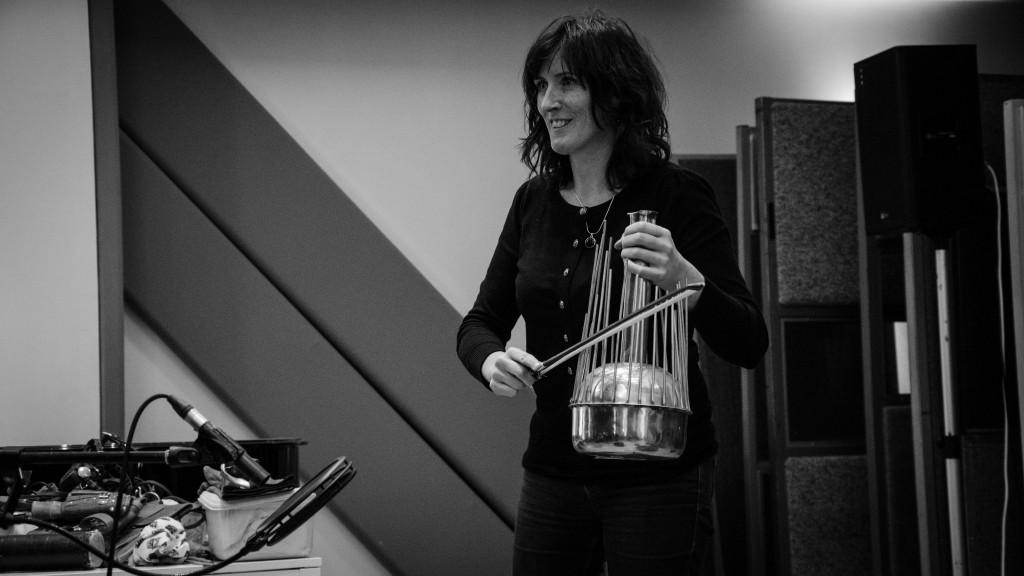 Caoimhe Doyle Foley Artist Foley Mixer Pulse College Film Production