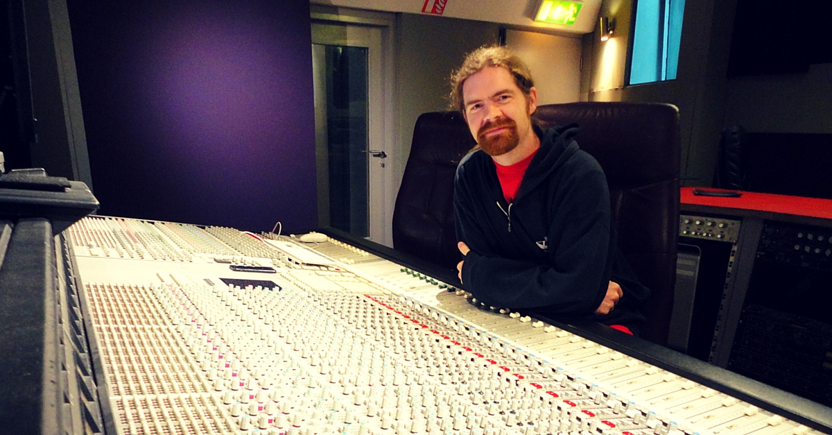 audio music technology pulse college alumnus interview colin mckenna