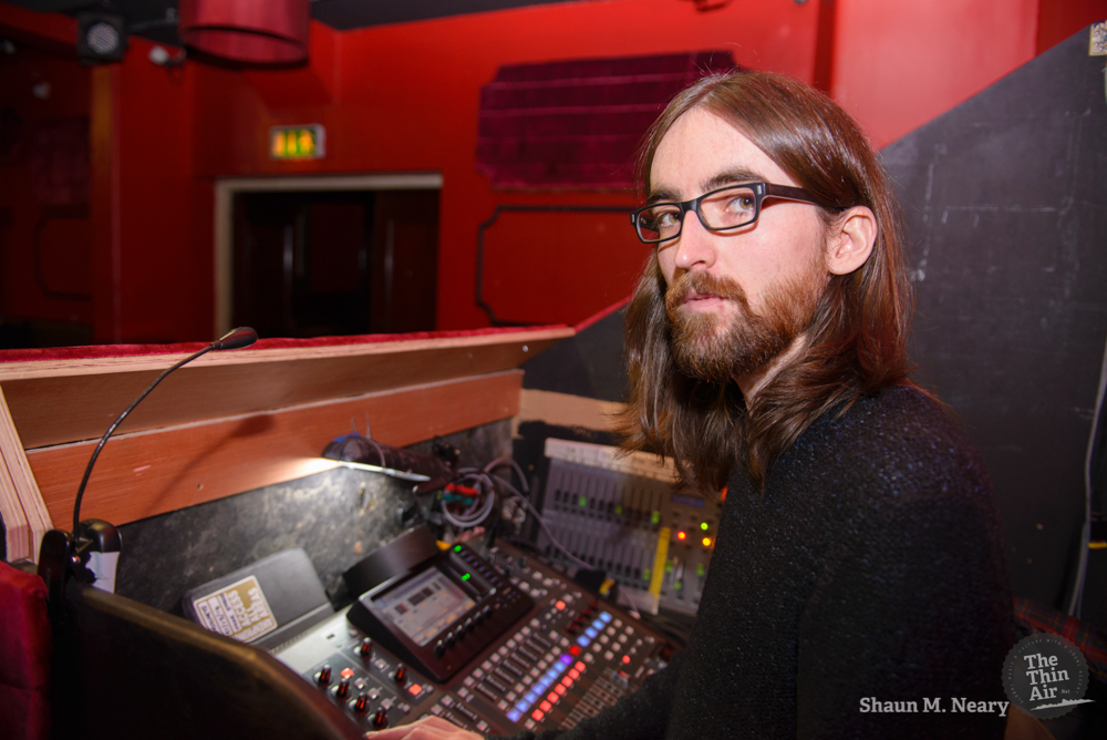 James Feeney picn sound engineer pulse college