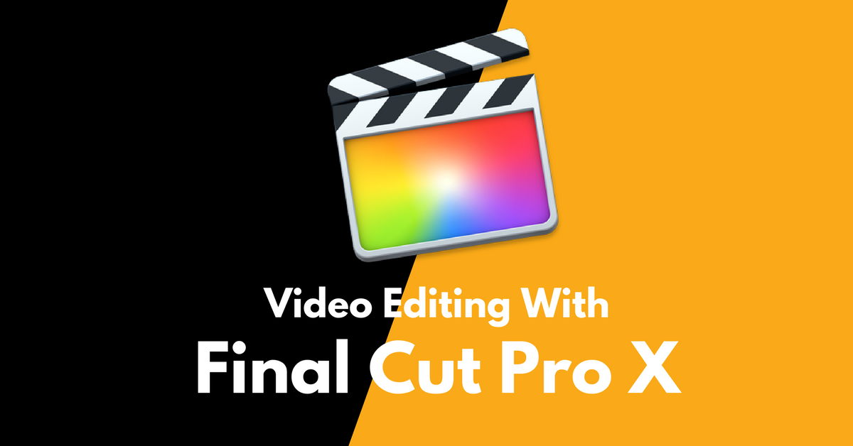 Video Editing With Final Cut Pro X Pulse College Dublin