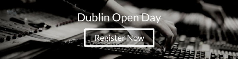 Pulse college dublin open day register button