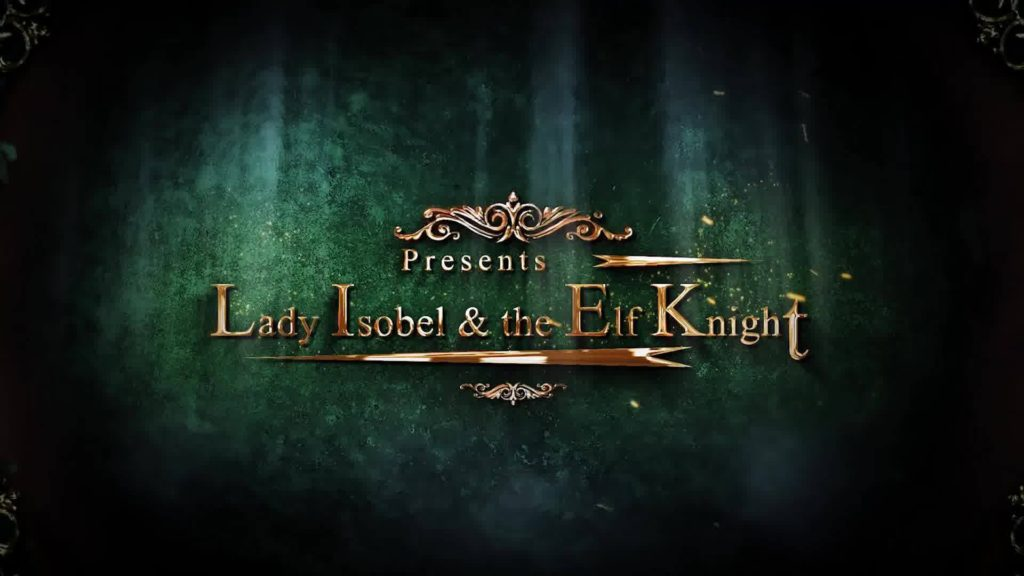 Lady Isobel and the Elf Knight