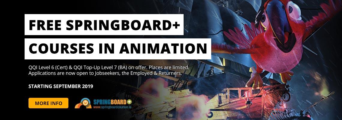 Film, Music, Gaming, Animation Courses Dublin, Ireland