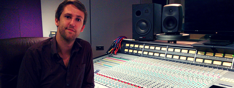 music production alumnus pulse college conor lonergan main image