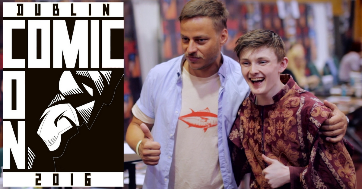 dublin comic con highlights 2016 pulse college