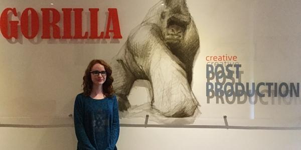 film production pulse college michelle mccampley gorilla