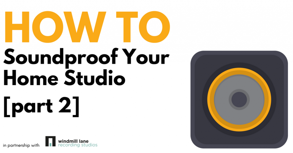 audio engineering how to soundproof home studio pulse college blog