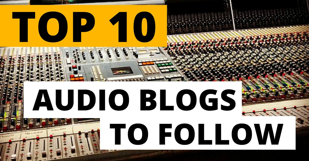 Audio Blogs to Follow