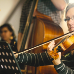 VIDEO: 29 Piece Orchestral Recording for MA in Film Scoring Students
