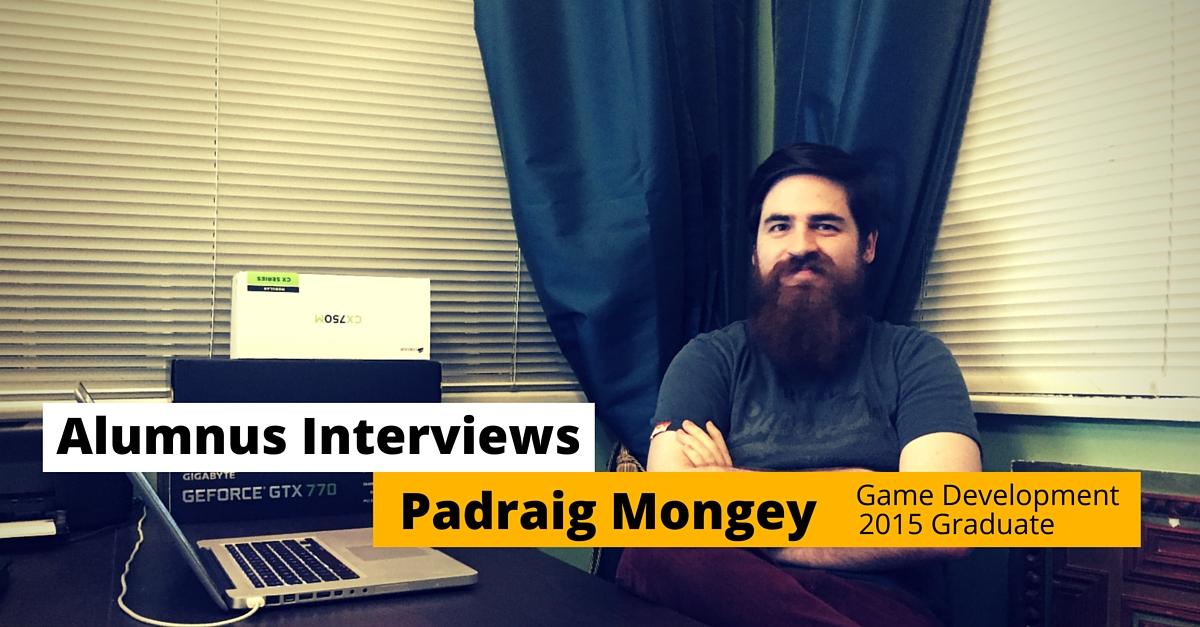 podge game development pulse college interview alumnus inblog image