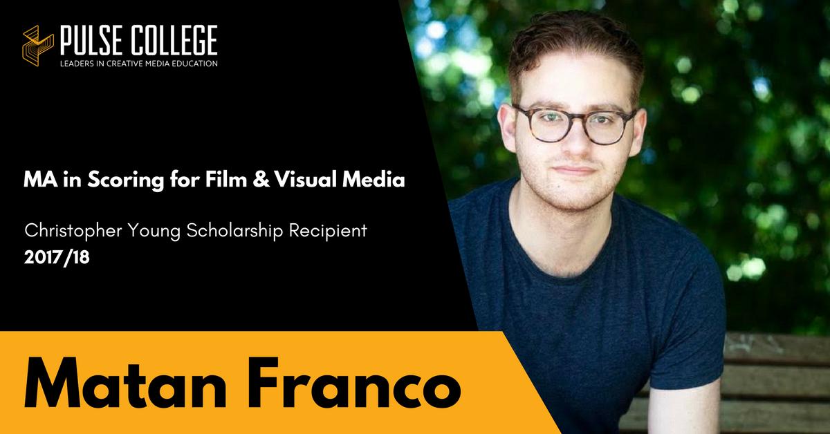 pulse college film scoring college scholarship -