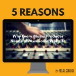 music production, classes, courses pulse college